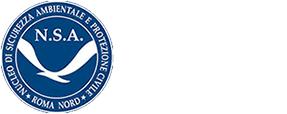 NSA Roma Nord Protezione Civile